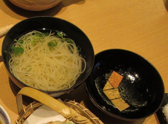 錬成会夕食素麺 29.5.20