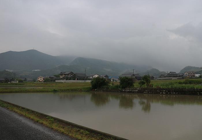 天霧山は見えんけど~ 29.5.24