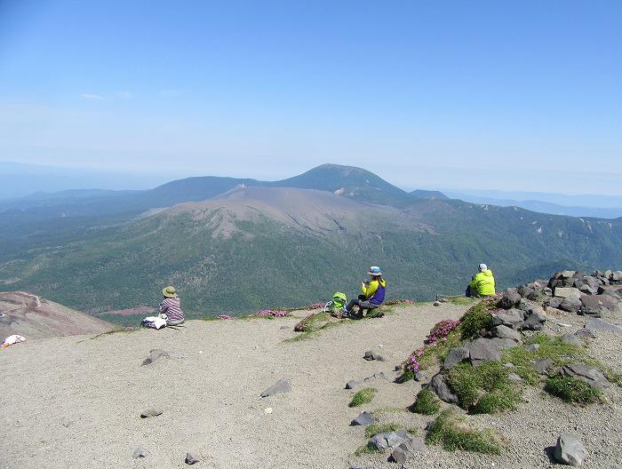 高千穂峰 頂上1574m 29.6.3