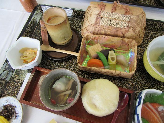 6月3日夕食 煮しめ 29.6.3
