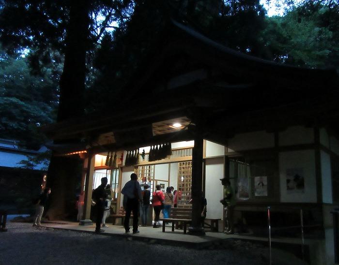 夜神楽鑑賞 29.6.3