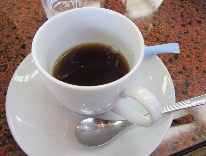 神様の水で淹れたコーヒー 29.6.4