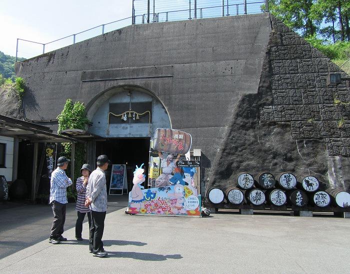 トンネルの駅 29.6.4