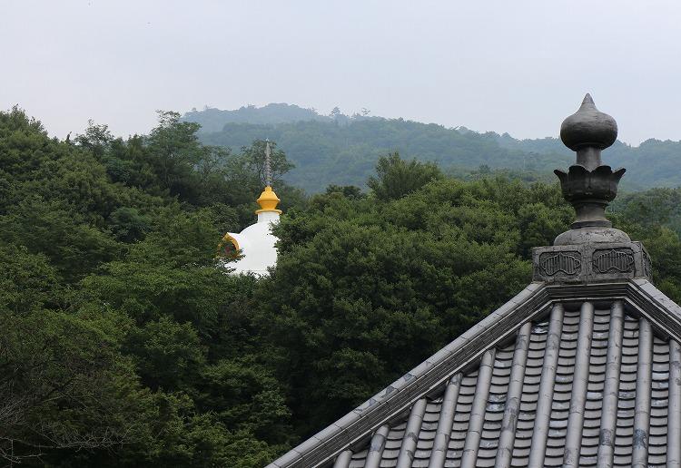 七宝山円明院パゴダ 29.6.29