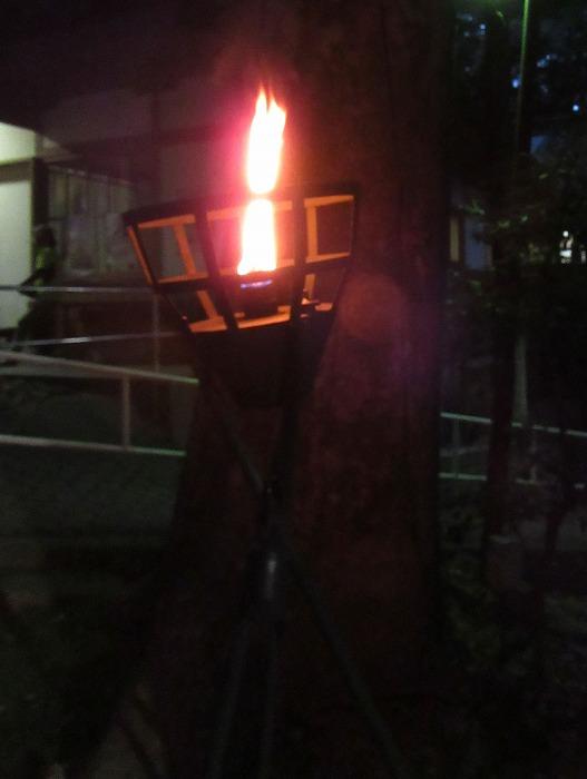 高千穂の夜灯り 29.6.3