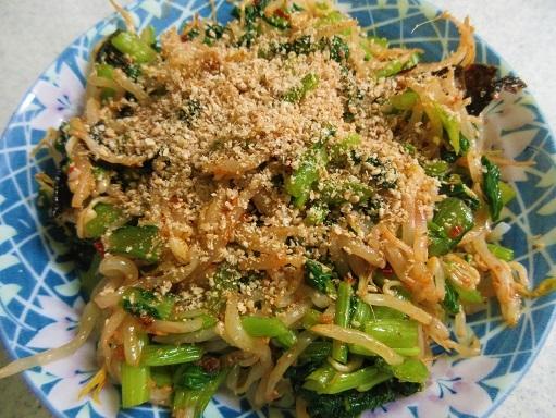 170522-231小松菜ともやしのナムル(S)