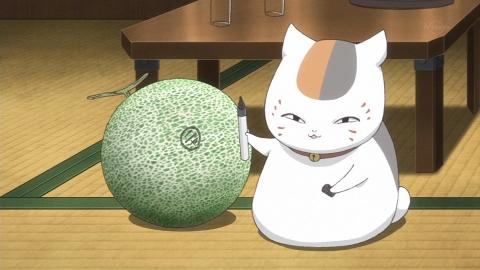 夏目友人帳 陸 第3話 二体さま アニメ実況 感想 画像
