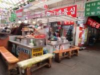 ソウル 広蔵市場