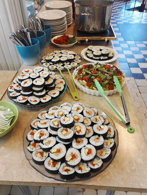フィンランド 寿司 Sushi