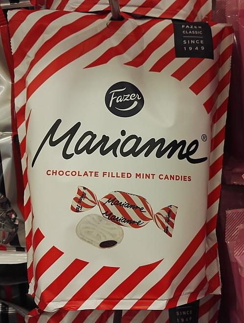 フィンランド Fazer キャンディ Marianne マリアンネ