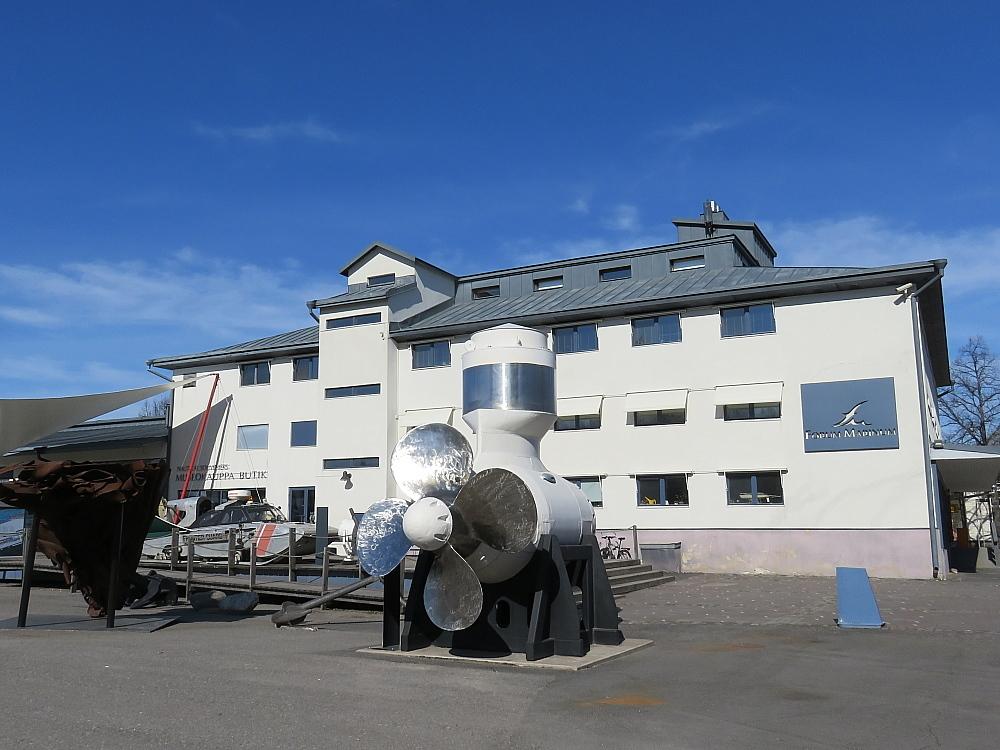 トゥルク フォーラム・マリナム海洋センター