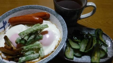 2017.6.15朝食