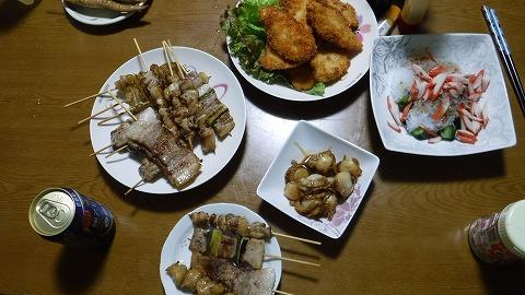 2017.6.16夕食2