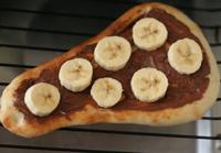 ヌテラ+バナナ