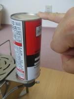 ポリhotガス缶取り付け22