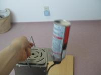ポリhotガス缶取り付け19