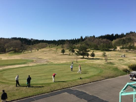 森岳ゴルフ 005