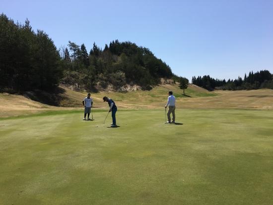 森岳ゴルフ 023