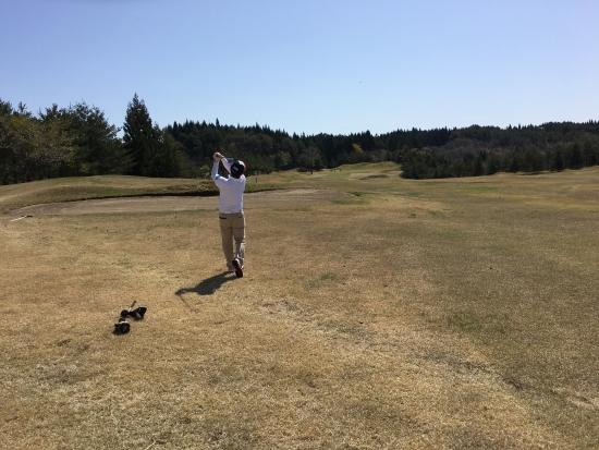 森岳ゴルフ 019