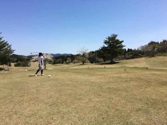 森岳ゴルフ 027