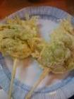 蕗の薹天ぷら150