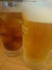 ビールとホッピー