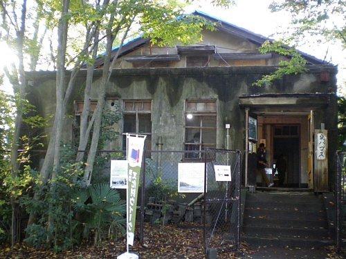 日野桑園第一蚕室