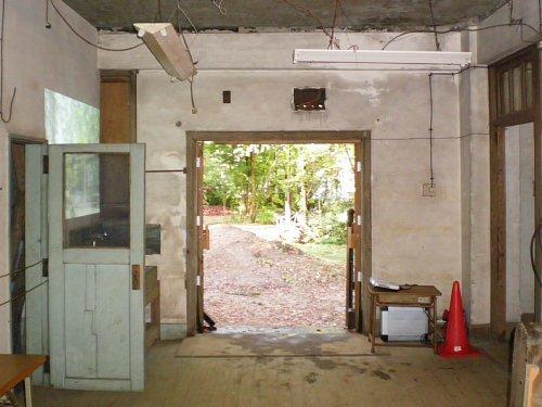 日野桑園第一蚕室・作業室2