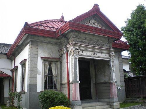 旧林家住宅・洋館1