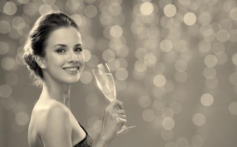 シャンパン飲みたい