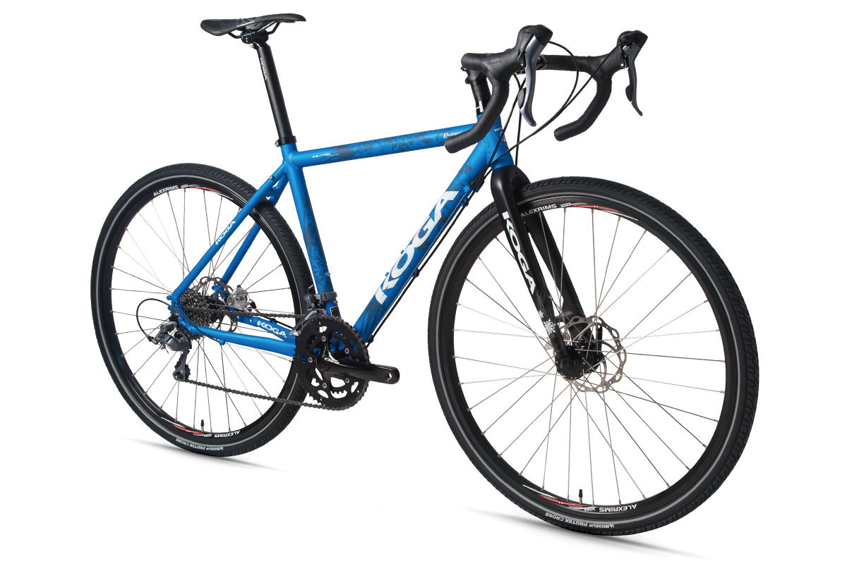 bike-cross-racer-grav-claris Soft Metalic Blue