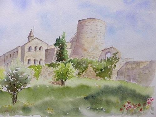 カルドナのお城
