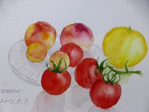 カルドナの果物