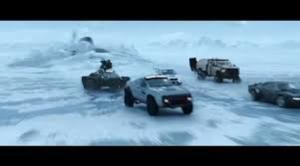 氷上レース