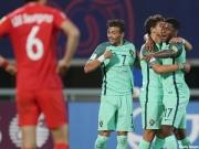 韓国を破ったポルトガル