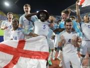 U20イングランド