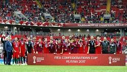 3位のポルトガル