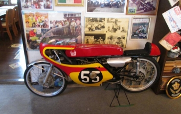 ブリヂストンEJR-2 EJR-3 1965年Bridgestone 50cc Twin EJR3 ブリヂストンサイクル工業 Pension Silverstoneペンション・シルバーストーン2017年KROG軽井沢ミーティング