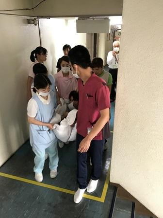 ④ 患者搬送2