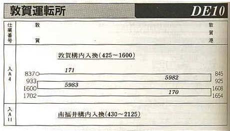 JR敦賀JR803-1