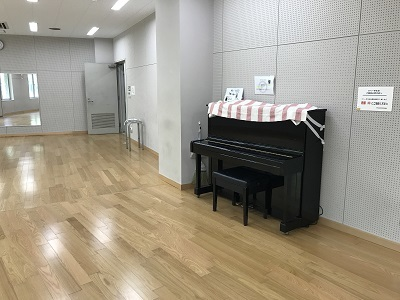リハーサル室⑤