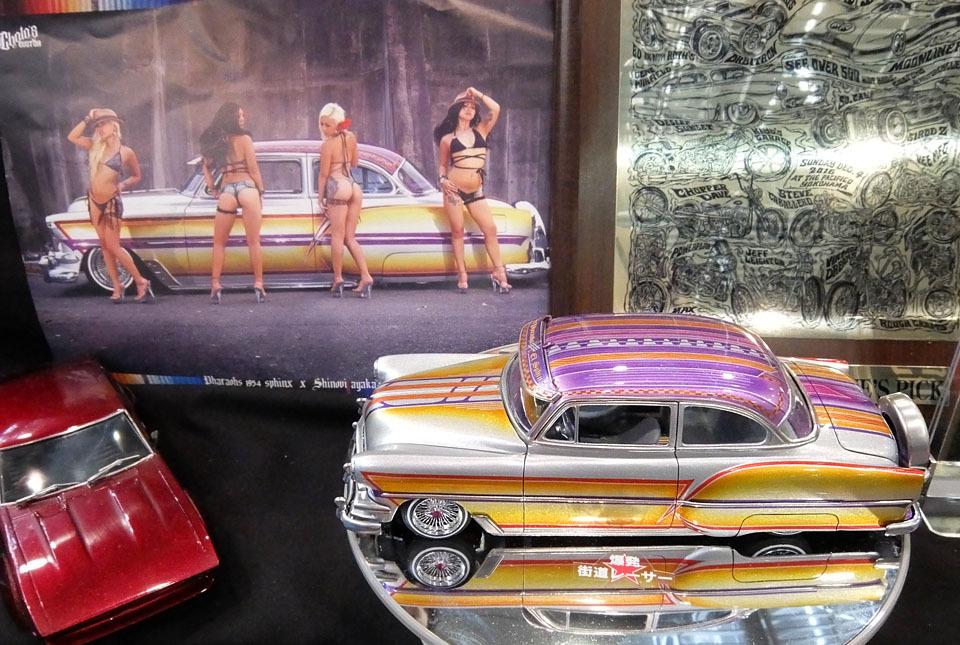 4496 特殊塗装アメ車 960×645