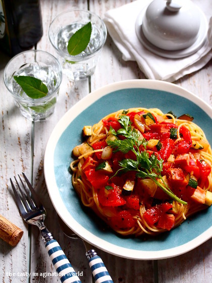 summer _vegetable_pasta