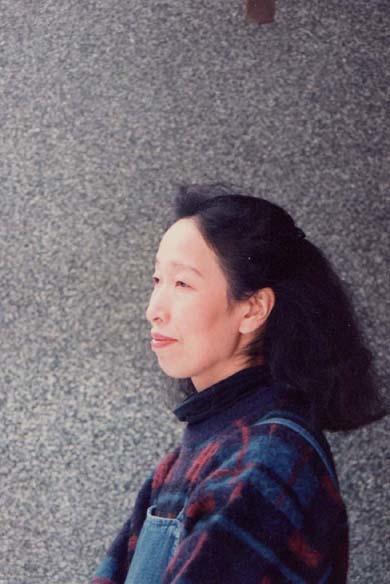 ①改修前の緑町自宅前で1993年2月10日