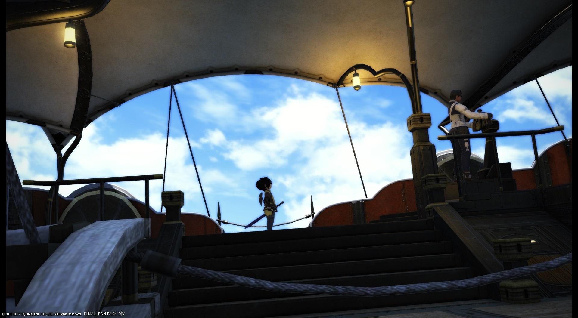 [PCゲーム]FINAL FANTASY XIVの世界へ4