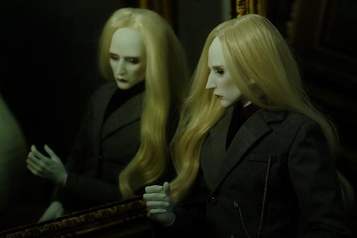 Ring doll、K-Style BのKを撮影会に連れて行きました
