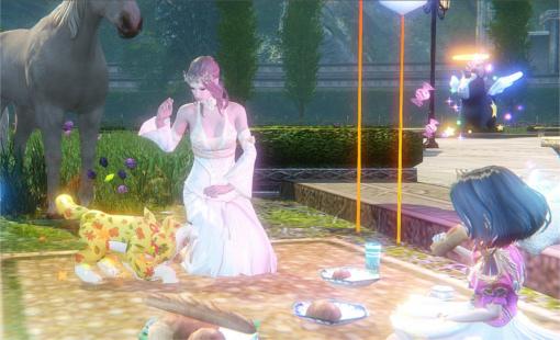 基本プレイ無料の超大作ファンタジーMMORPG『イカロスオンライン』 新クラス「シャリングマジシャン」を近日実装するよ~!! 新作オンラインゲーム情報EX
