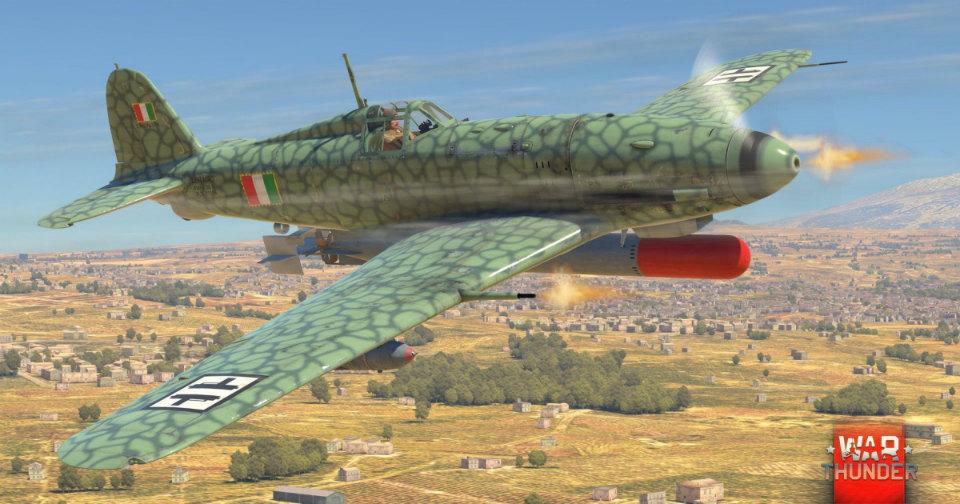 基本プレイ無料のコンバットシミュレーターオンラインゲーム『War Thunder(ウォーサンダー)』 新たなる枢軸国イタリアが登場するアップデート1.69「レージャ・アエロナウティカ」の情報を公開したよ~!