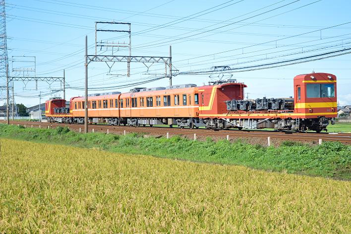 DSC_0670 130905 ラビットカー回送 霞ヶ浦~富田-1