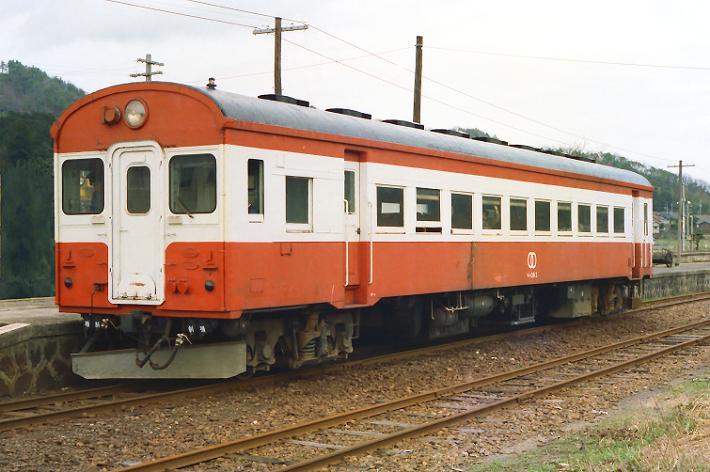850328 宮津駅キハ08